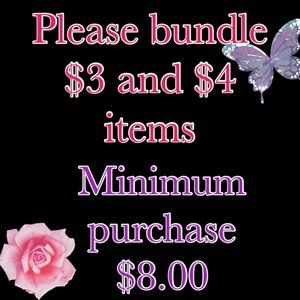 Baby girls clothing $3.00 outfits